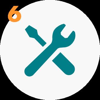 資産の固定化を防ぐことができますので、資金の効率的な運用が可能です。
